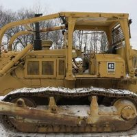 1977 Caterpillar Dozer D6D