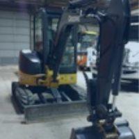 2014 John Deere 35D Compact Excavator