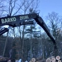 2006 Barko 295 Magnum Log Loader