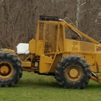 1979 Franklin 170 Cable Skidder