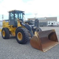 2014 John Deere 624K Wheel Loader