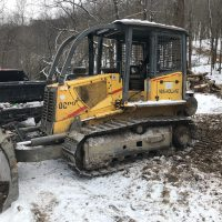 2002 New Holland DC80 Bull Dozer