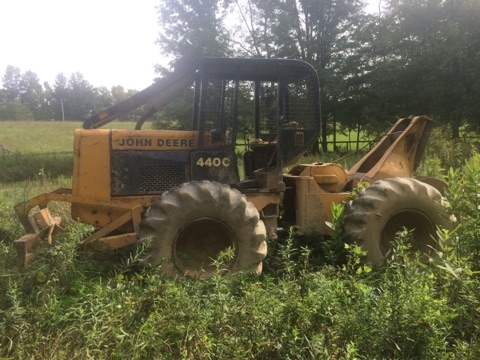 Used Cable Skidder