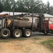 Used Log Truck