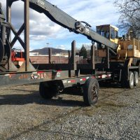 1998 Husky Brute XL 235 Loader SOLD!