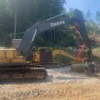 2007 John Deere 200D Excavator