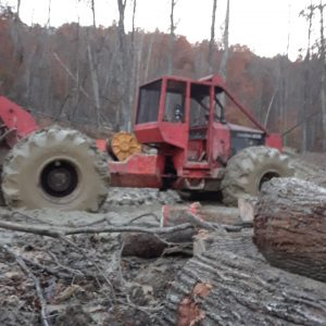 Used Cable Skidder For Sale
