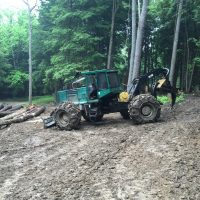 1999 Timberjack 460C Single Arch Grapple Skidder SOLD!!