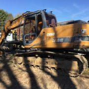 Case Excavator for sale