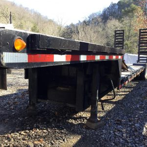 Transcraft 45' Step Deck Trailer