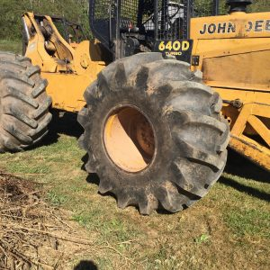 Used Logging Equipment