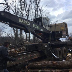 Used Logging Equipment