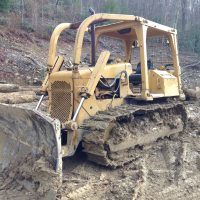 1985 D4E Caterpillar Dozer