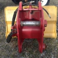 Unused Gradall bucket make offer!