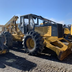 Used JD Skidder