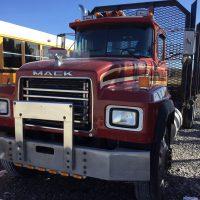 1991 Mack Tri Axle Log Truck