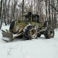 1998 Franklin 170 Cable Skidder