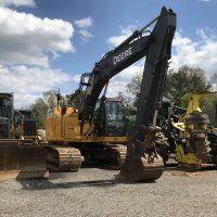 2015 John Deere 245G Excavator