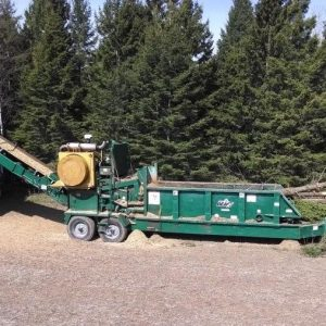 Used Horizontal Grinder