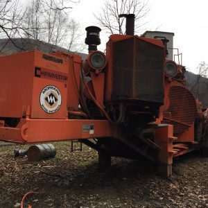 Used Tree Chipper