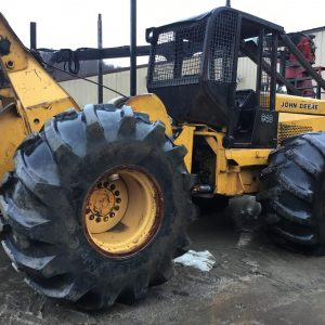 Used John Deere Cable Skidder