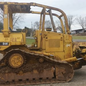 Used Cat Dozer