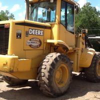 1999 John Deere TC44H Wheel Loader