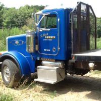 SOLD- 1999 Peterbilt Tri Axle- SOLD