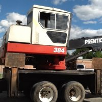 SOLD- 2002 Prentice 384 Knuckleboom Loader