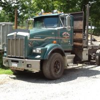 1993 Kenworth Tri Axle Truck SOLD!