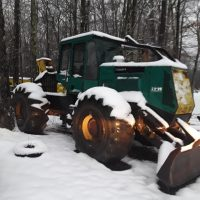 1999 Timberjack 460D Cable Skidder