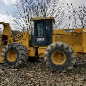 Used Feller Buncher