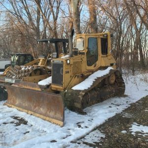 Caterpillar D4H Dozer
