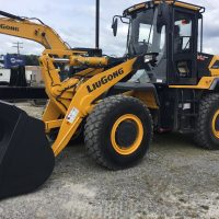 LiuGong 835H Wheel Loader