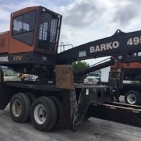 2010 Barko 495 ML Epic Log Loader
