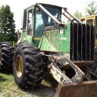 2006 John Deere 540G Cable Skidder Sold