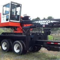 New Serco 170-A Loader on Carrier