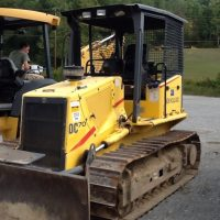 2000 DC 70 New Holland Dozer 900 Hours