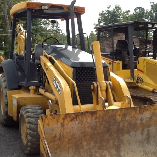 Used Backhoe