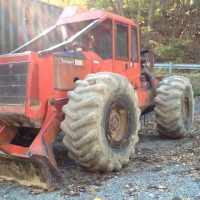 1994 Timberjack 380C Cable Skidder SOLD