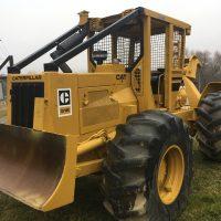 1984 Caterpillar 518 Cable Skidder