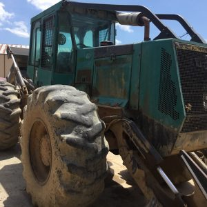 Used Timberjack Skidder for sale