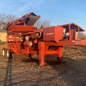 For sale used tub grinder