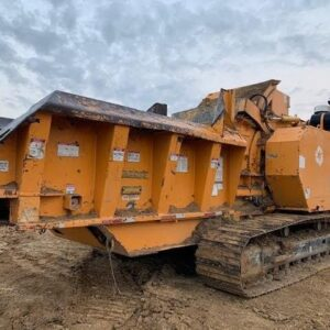 Used track Grinder for sale