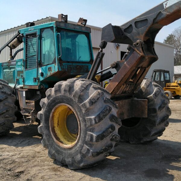Used Timberjack for sale