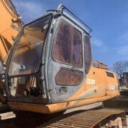 Case CX 290 Excavator,