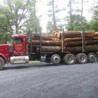 2017 Peterbilt Log Truck